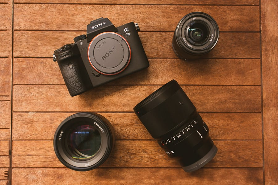 best mirrorless camera sony a7III