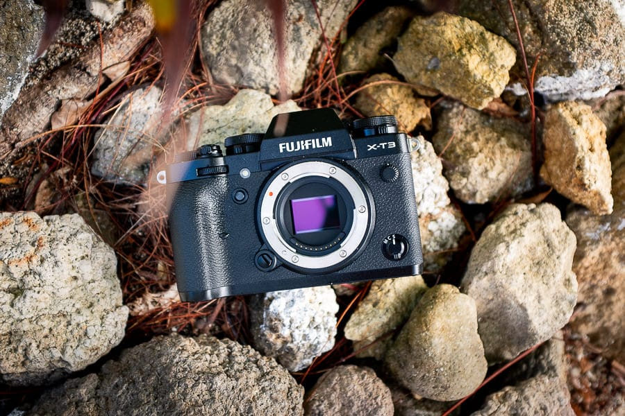 best mirrorless camera APS-C Fuji xt3