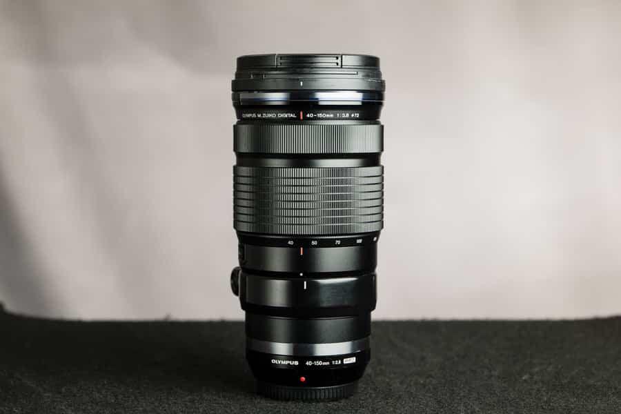 Olympus 40-150 f/2.8 Pro Lens