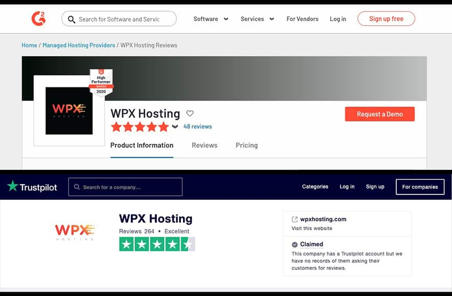 much better than shared hosting - Managed WordPress Hosting
