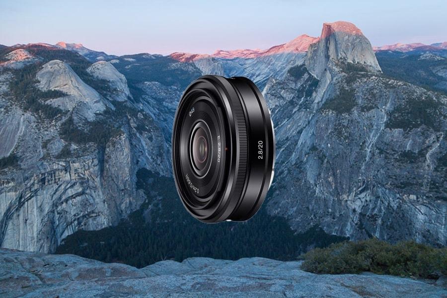 Sony-E-Mount-APS-C-Lenses-20mm-f28