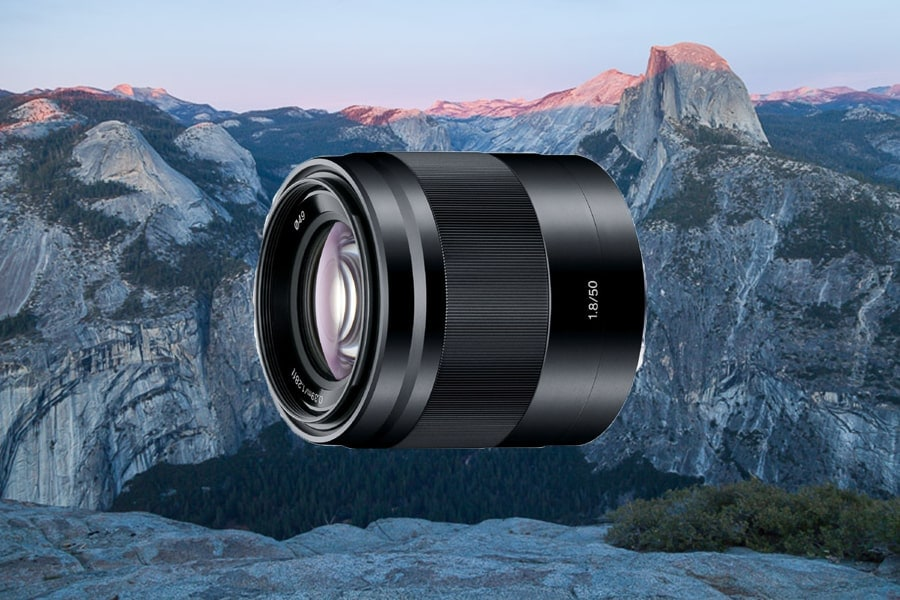 Sony-E-Mount-APS-C-Lenses-50mm-f18
