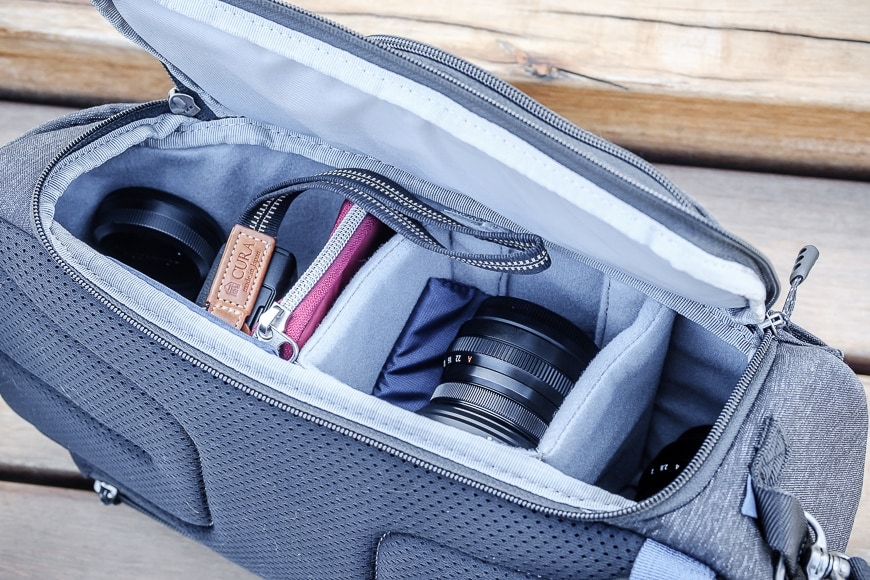 Think Tank Urban Access 8 Sling Review | Compact