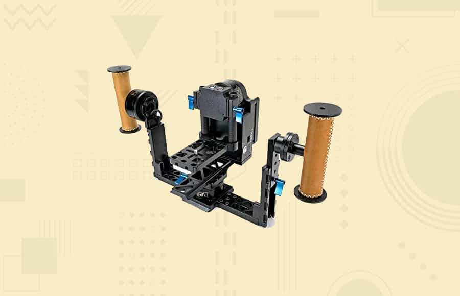 best camera stabilizers for shooting hours of professional video with impressive features balance and control