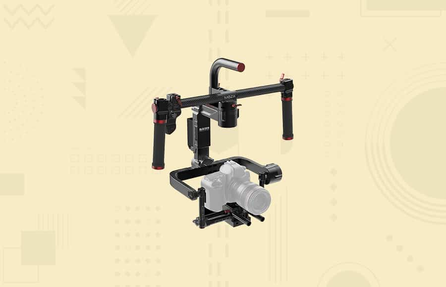 best stabilizer on the market for mirrorless cameras dslr cameras shooting with balance control