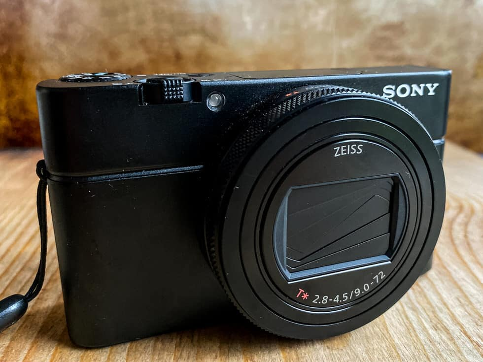 Sony RX100 VII compact camera review
