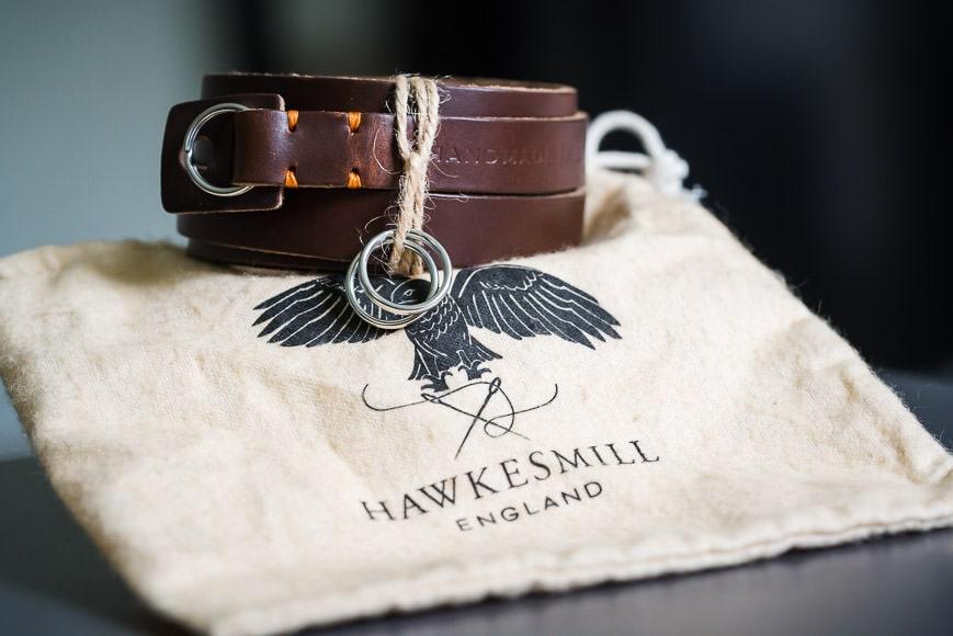 hawkesmill oxford strap