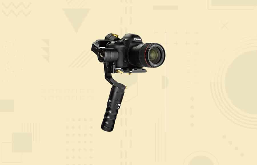 camera stabilizer best handheld gimbal for dslr balance and control
