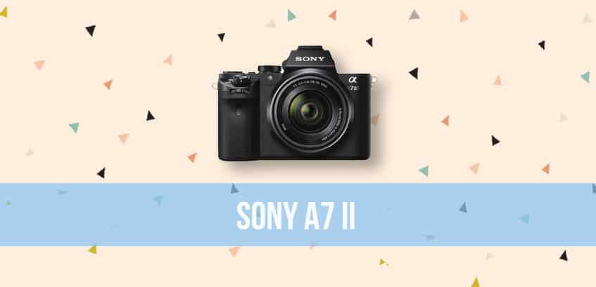 A7 II what is a full frame camera - one with 35mm sensor