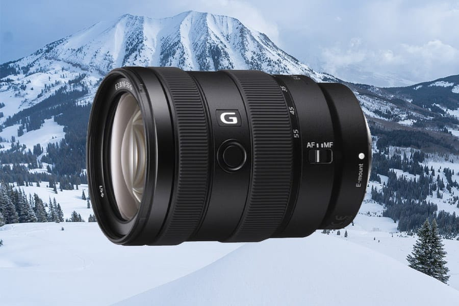 best lenses for sony e telephoto zoom no image stabilization