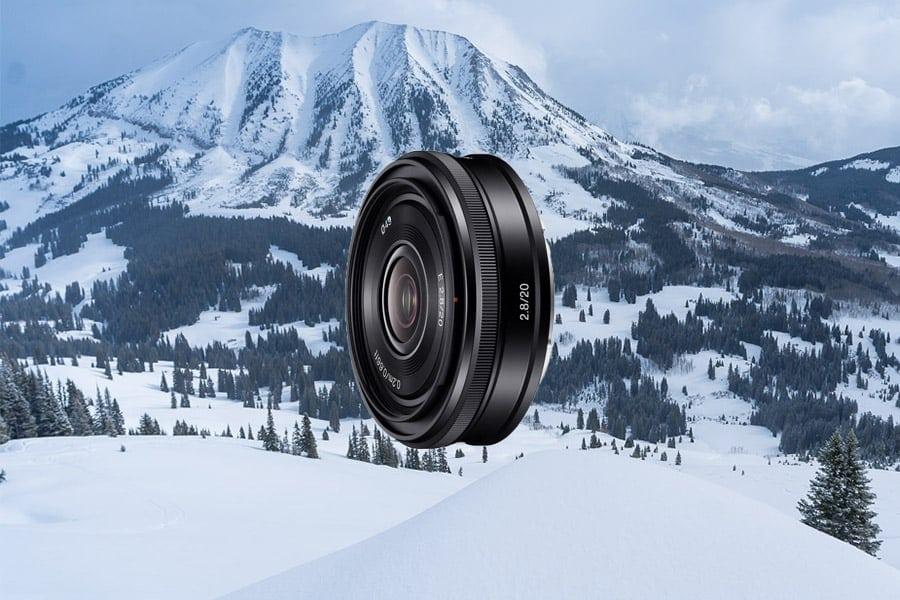 no image stabilization best sony e lenses with close minimum focusing