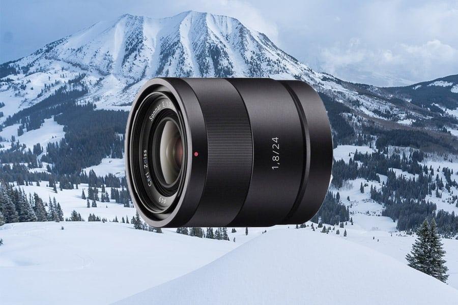 best lenses sony e-mount with fast maximum aperture