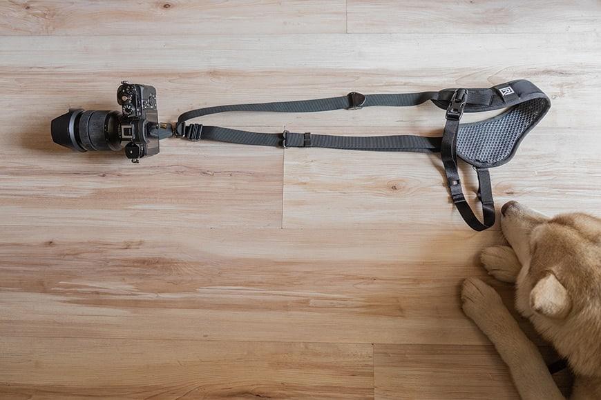 black rapid sport breathe camera strap review