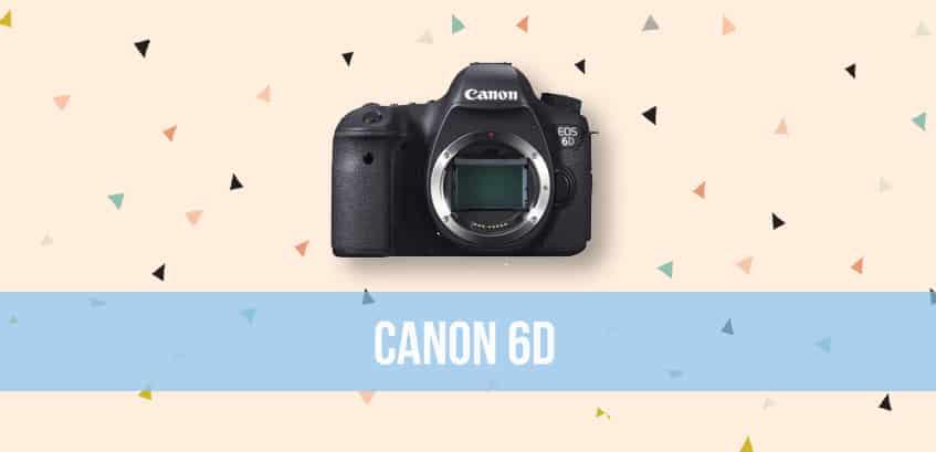 Canon 6d 35mm sensor