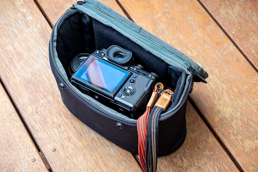 The Boundary Errant camera cube