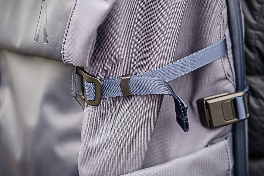 hardware on the errant backpack
