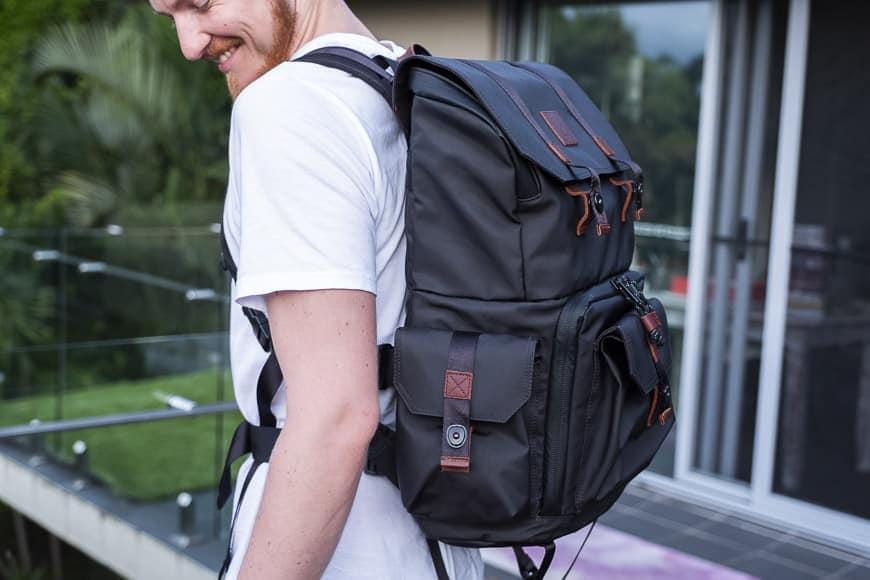 langly alpha globetrotter backpack review