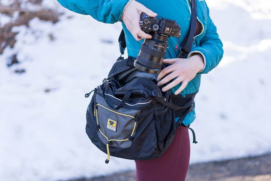 mountainsmith daylight lumbar pack functionality