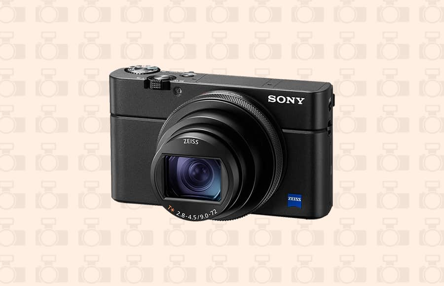 fast continuous shooting and crisp image quality make this one of the best bridge cameras