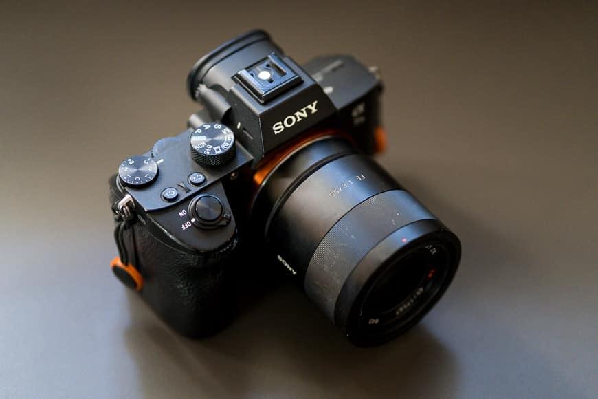 image stabilization, full frame, eos r vs sony, better sensor, higher frame rate