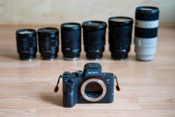 best lenses for Sony a7iii camera