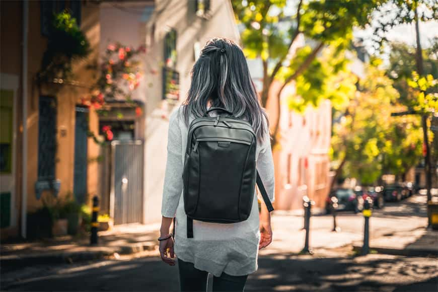 I love the look and feel of the Cecilia Humboldt 14L Backpack, and it is something I definitely want to hold on to for a long time.