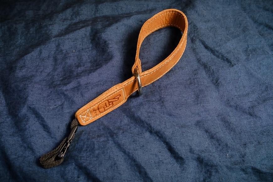 lucky straps wrist strap