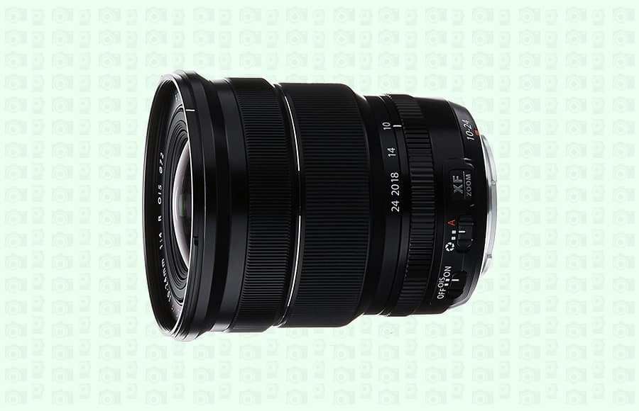 best fujinon lenses for fujifilm camera body - wide angle versatile focal lengths for travel and light photography carry