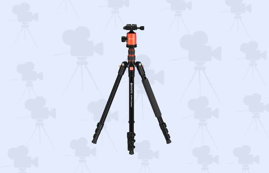 geekoto - best tripods with high weight load capacity, lots of features and sturdy leg locks. no carbon fiber