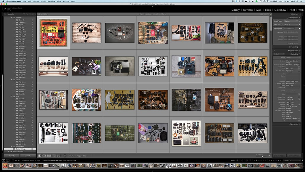noise reduction, hdr images, skin blemishes, healing tools, image management software etc for your images