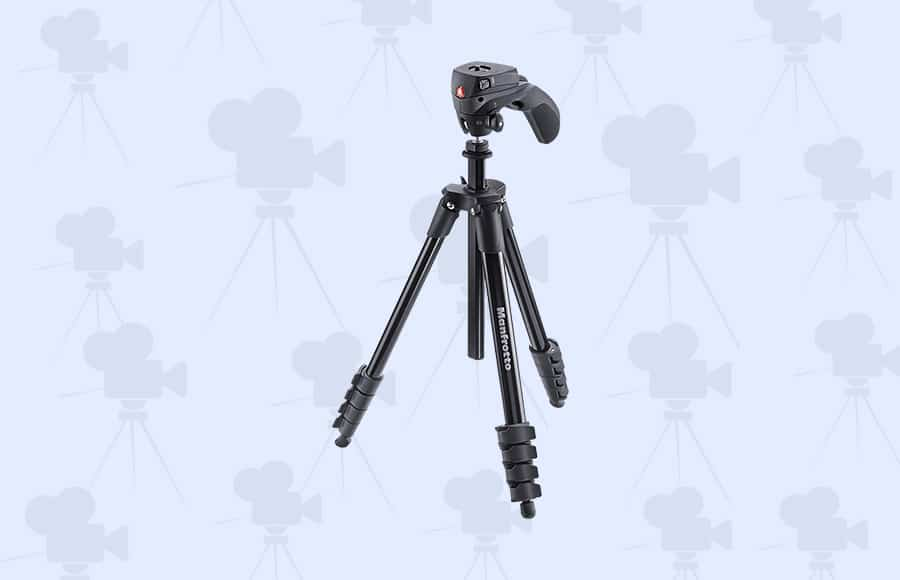 best budget tripod for camera features low load capacity with compact size and high quality leg locks - best manfrotto tripods