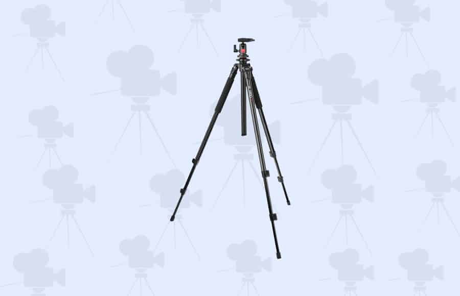 best budget tripods with quick release plate, light weight and lots of features - best oben tripods features