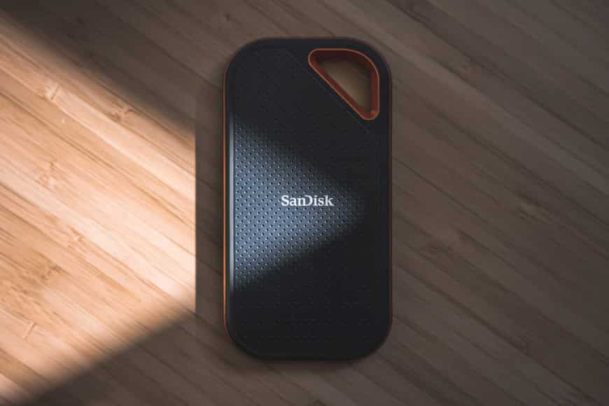 Speed is definitely the greatest strength of the SanDisk Extreme PRO Portable SSD!