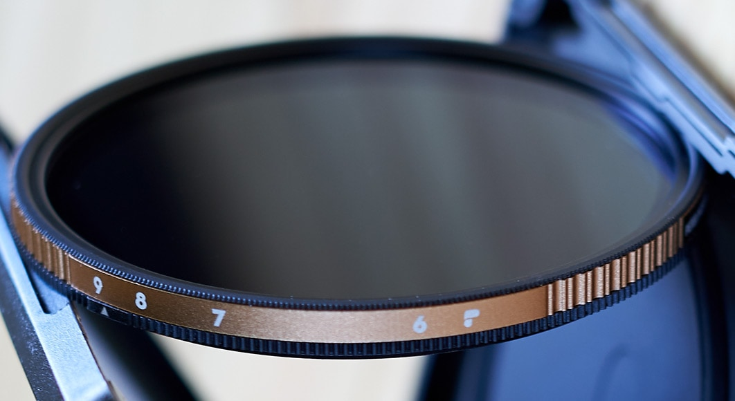 PolarPro Variable ND filter Build Quality