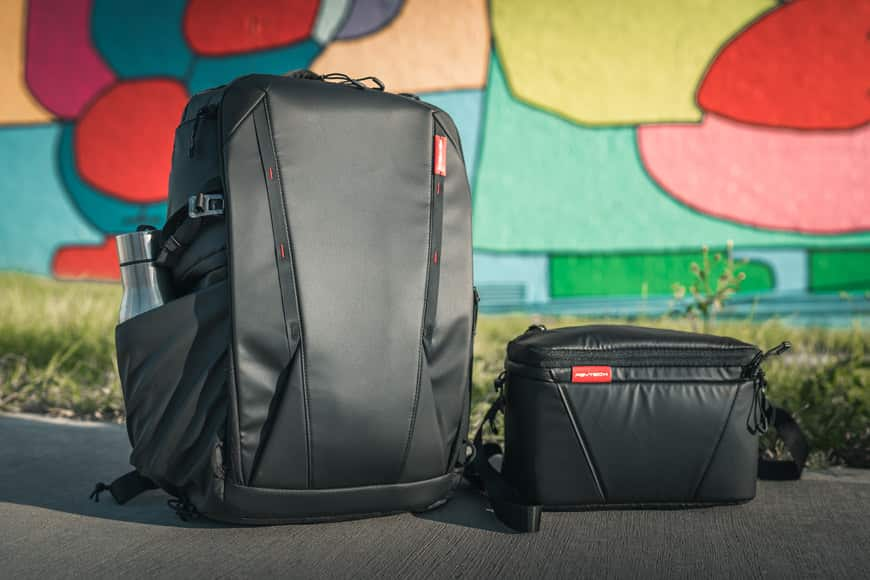 The PGYTECH OneMo Backpack with Built-in Pouch is great value for money, there's no denying that!