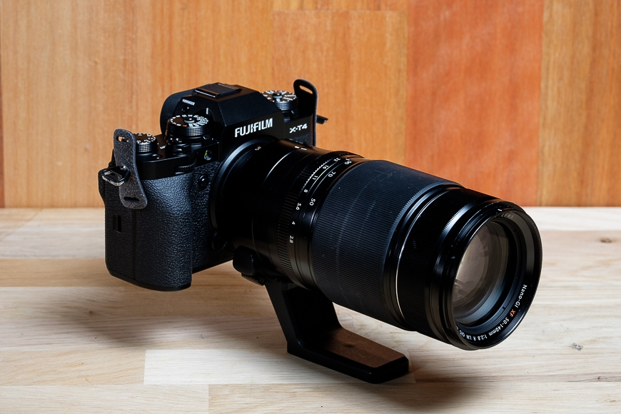 Review of the Fuji X-T4
