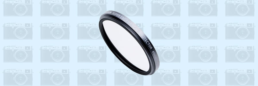 Fujifilm protective filter for x100
