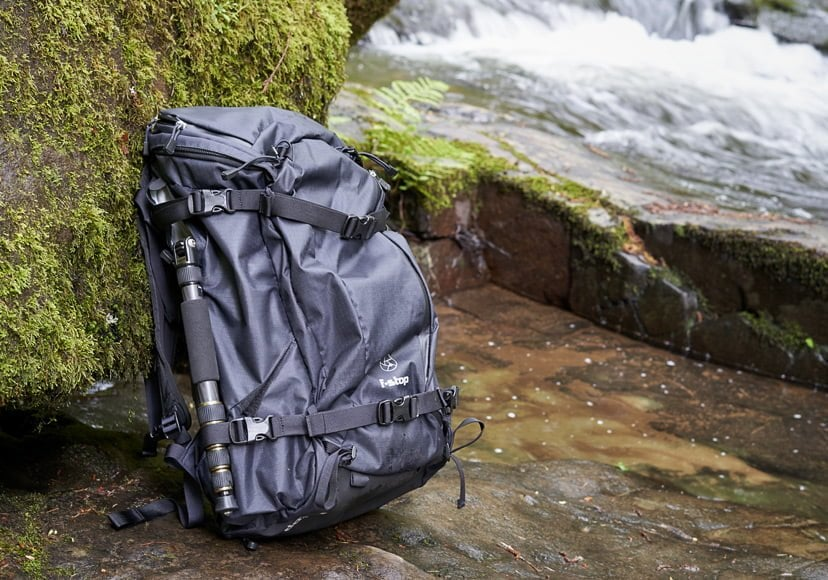 F-Stop Ajna Camera Backpack for hiking