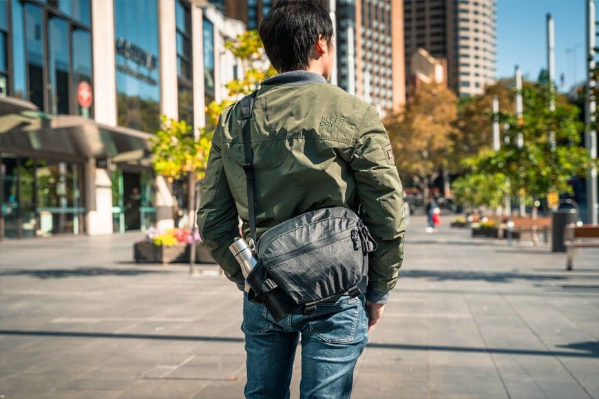 I've found the Instinct X-Pac Pro Camera Sling Bag to be fantastic value for money, especially considering how durable it is.