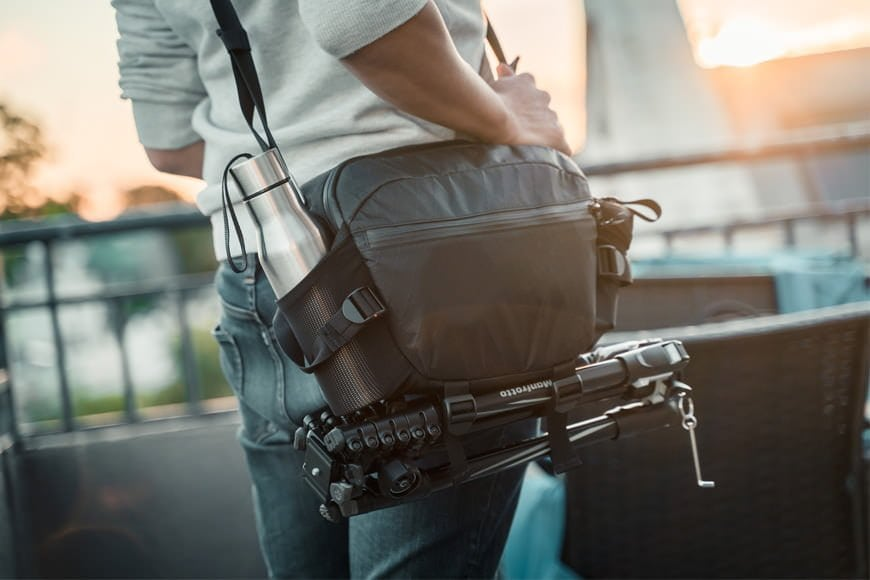Form and function, daily and travel, light weight and built tough, great value for money, the Instinct X-Pac Pro Camera Sling Bag ticks a wide variety of boxes.