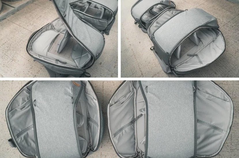 small backpack edz