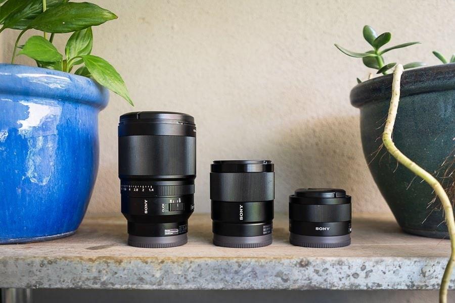 sony-35mm-lenses
