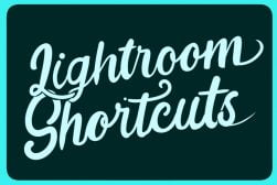 time-saving lightroom keyboard shortcuts