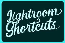 time-saving lightroom keyboard shortcuts