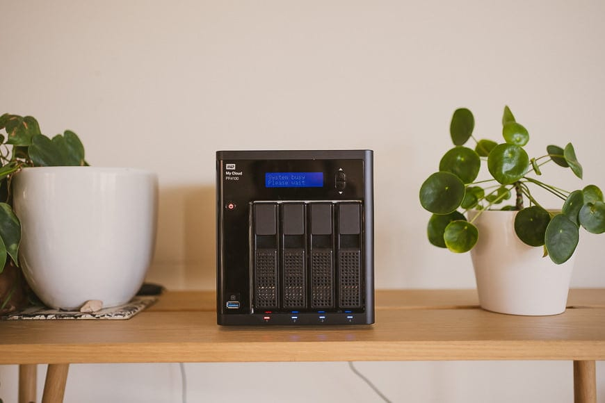 The WD My Cloud Pro Series 4100 is a smart device that solves all of your storage needs.