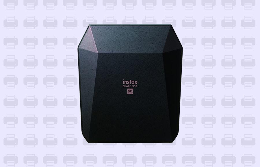 Fujifilm-Instax-SP-3-Mobile-Printer-Black