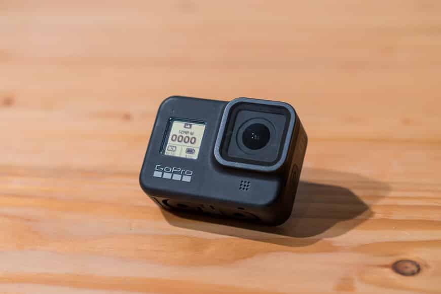 brand camera - GoPro