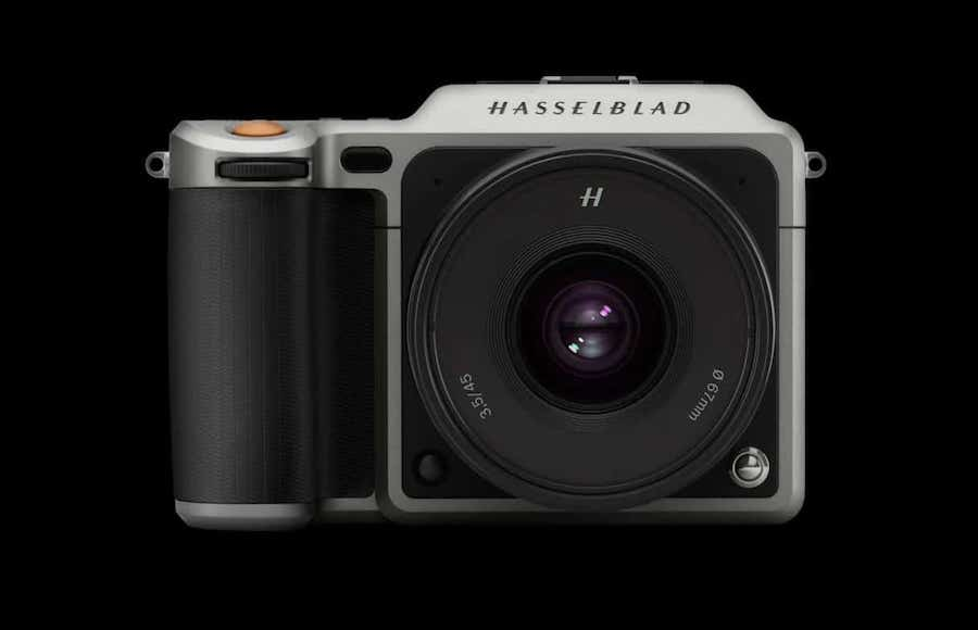 Hasselblad are known for the first compact mirrorless digital medium format cameras