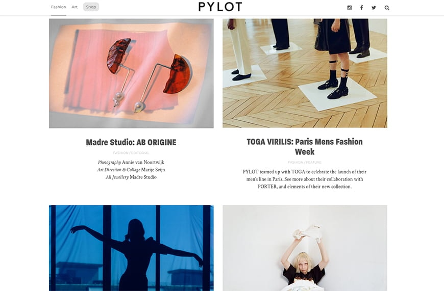 Best photography magazines: Pylot