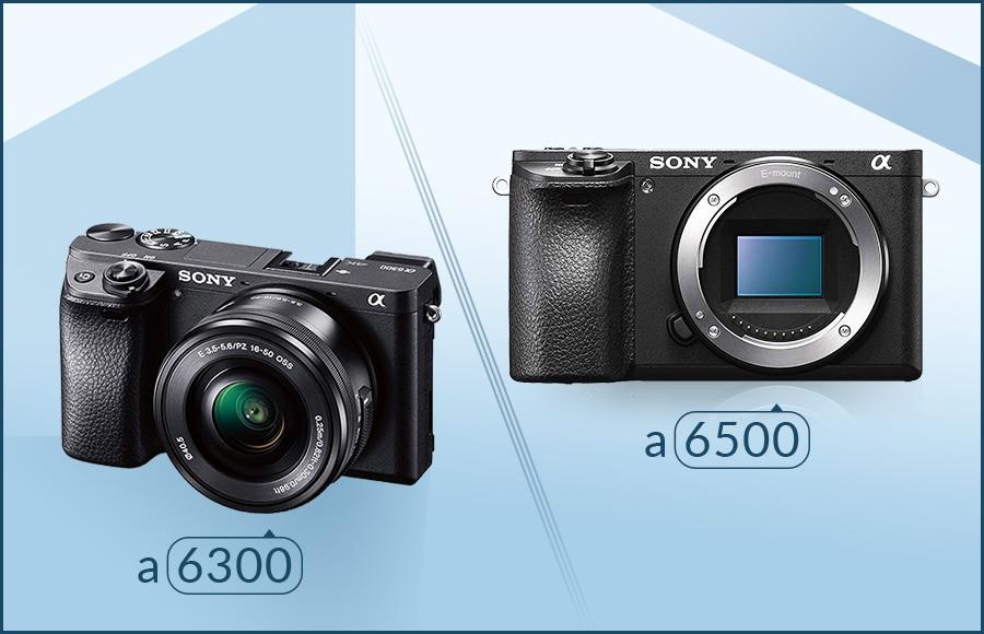 Sony a6500 vs a6300